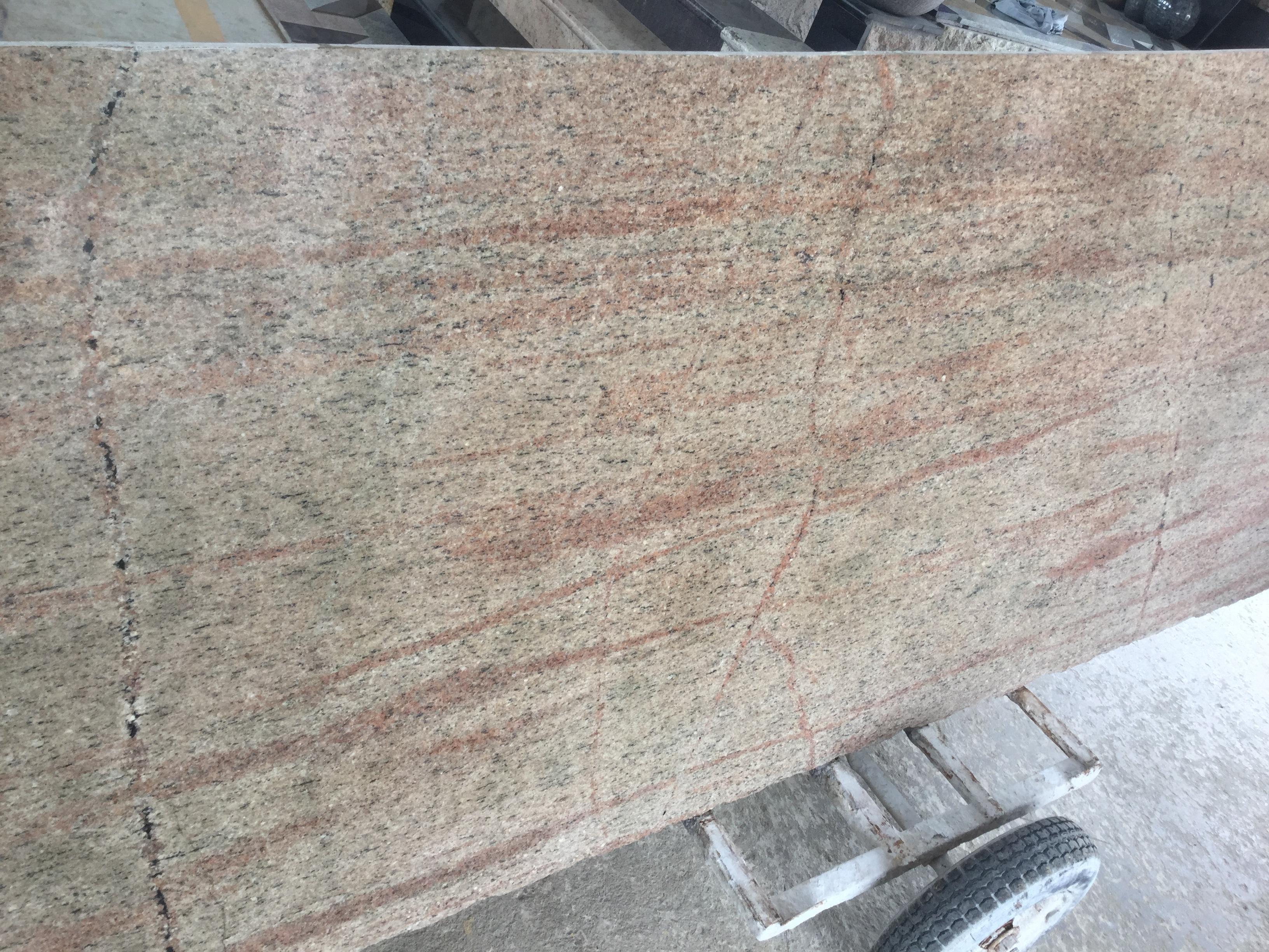 Ghibli Pink Granite Slabs Granite Block Suppliers