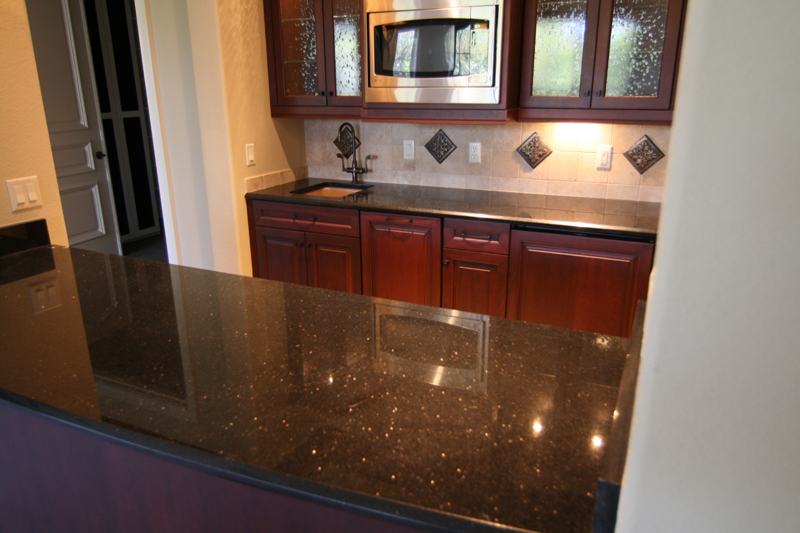 Black Galaxy Granite Countertop Lrg_Bevel Edge