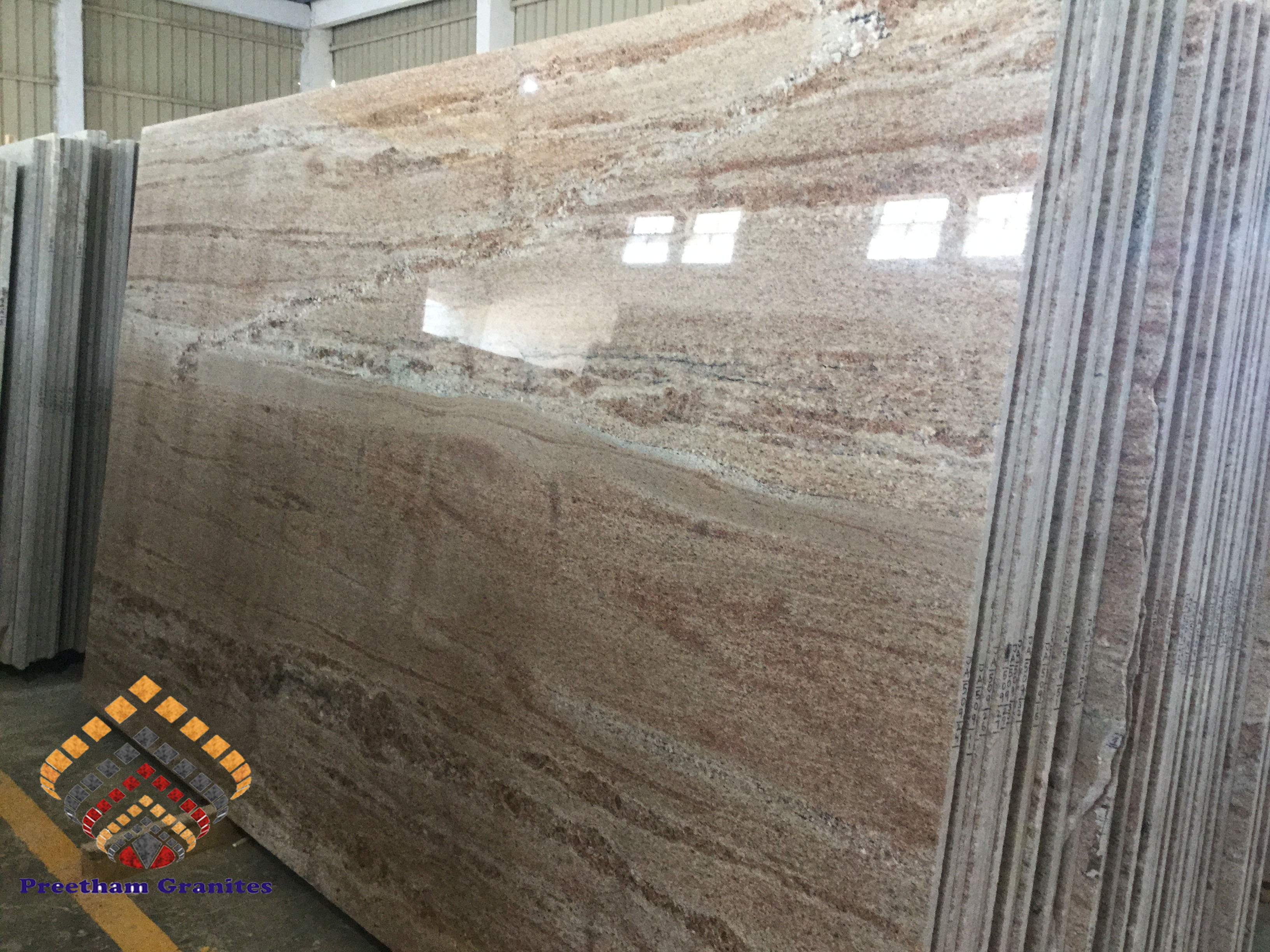 Color Palette Granite Block Suppliers Madurai Granite