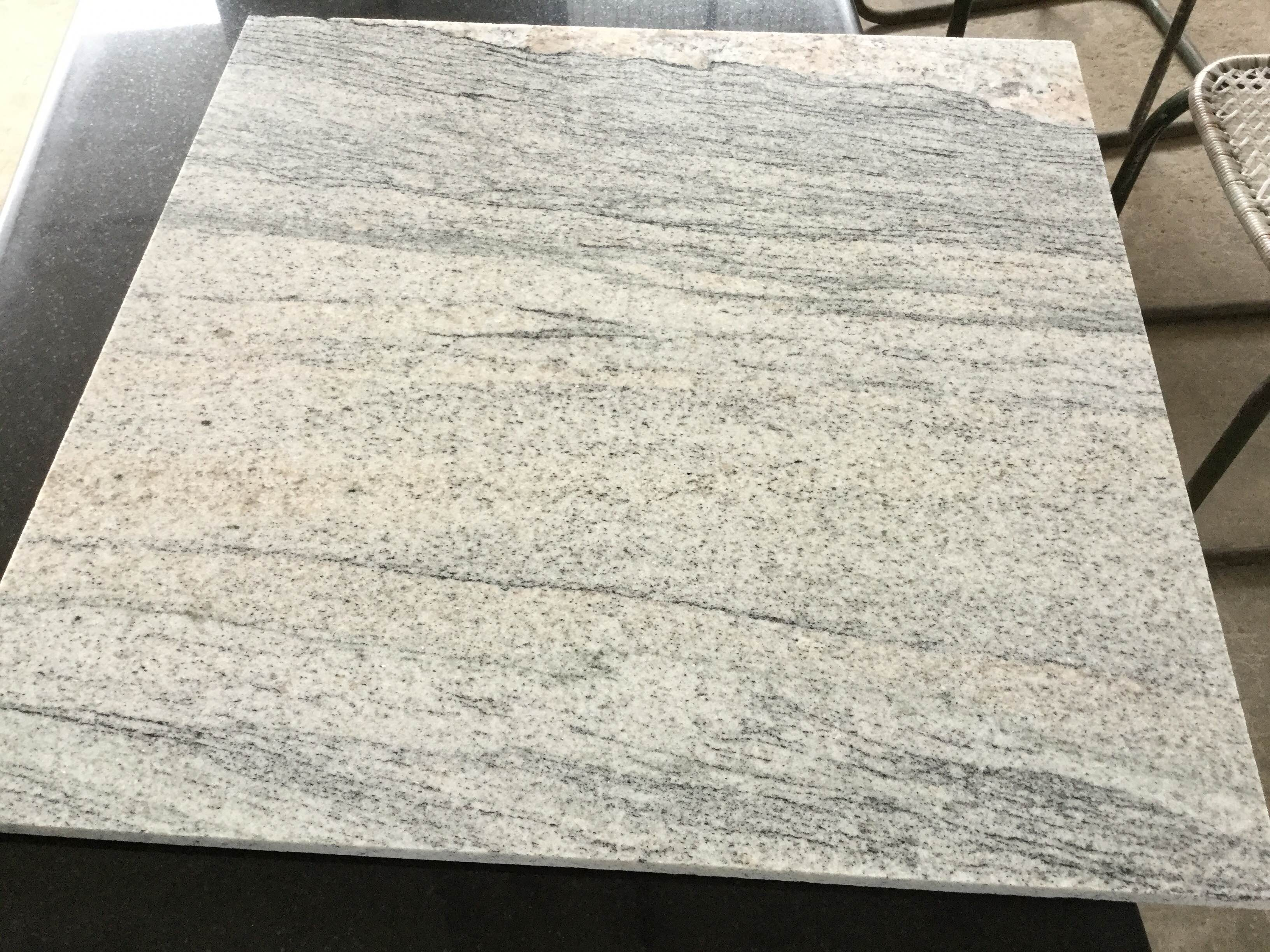 Imperial White Granite : Packing of imperial white granite slabs the materials