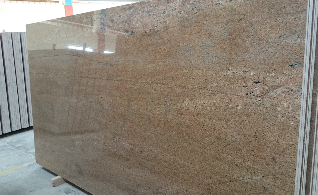 Ghibli Ghibilee Gold Granite Slabs Granite Block