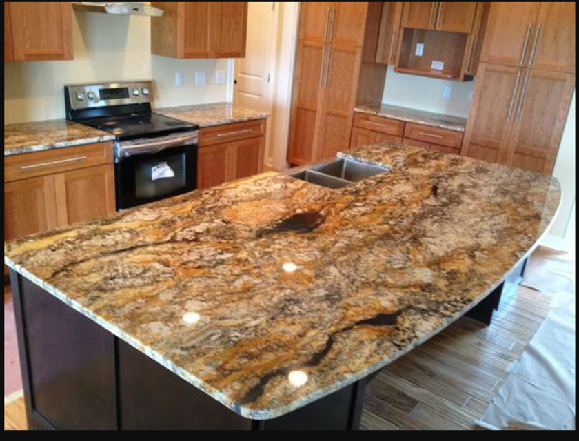 Imperial Gold Granite Monuments Slabs Tiles And Countertops Granite Block Suppliers Madurai