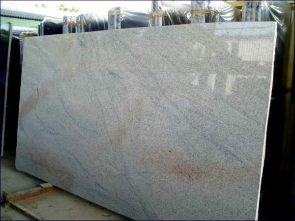Imperial White Granite Countertops