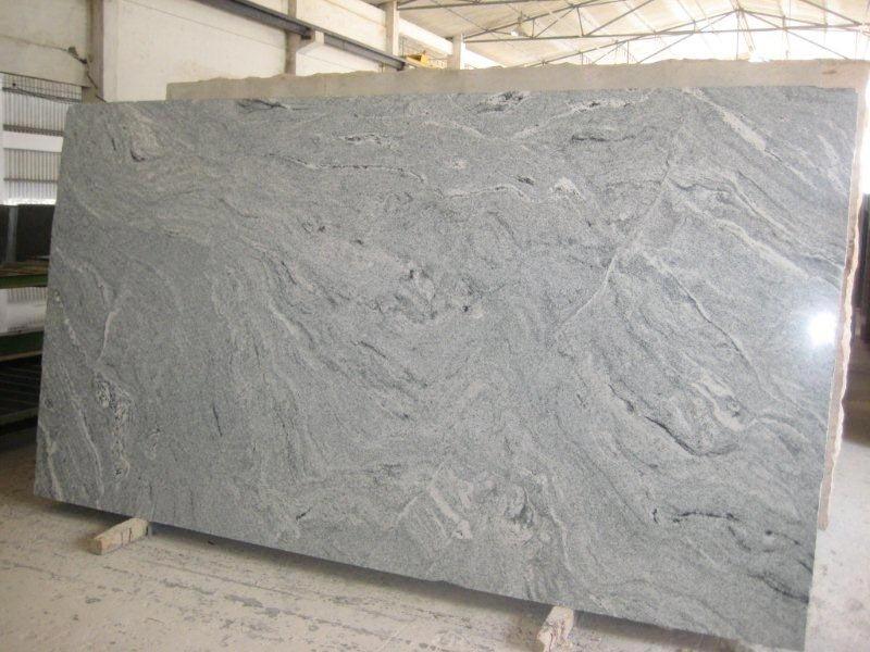 White Marble Slabs : Viscont white granite countertops