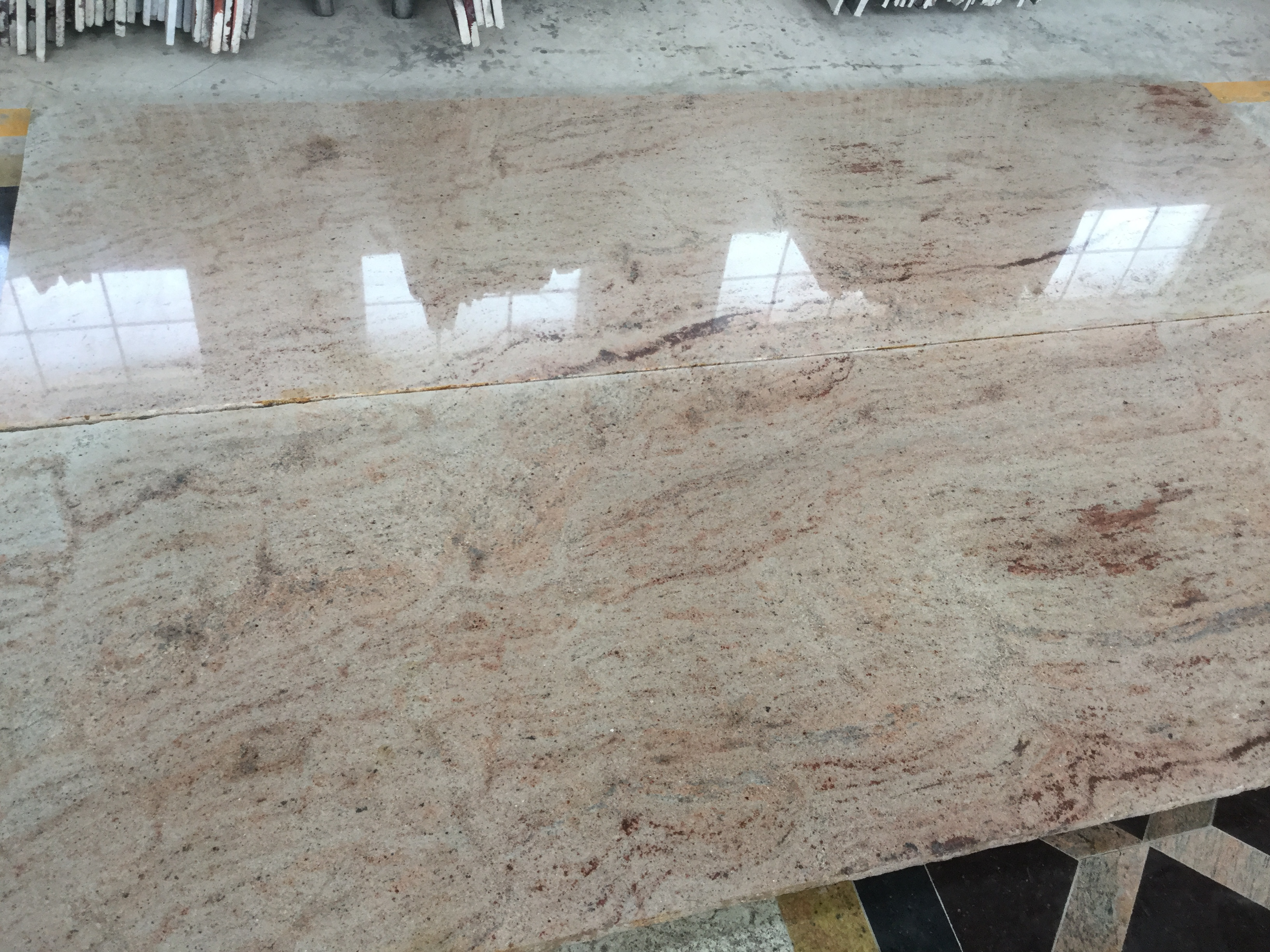 Shiva Pink Granite Slabs Granite Block Suppliers Madurai Granite