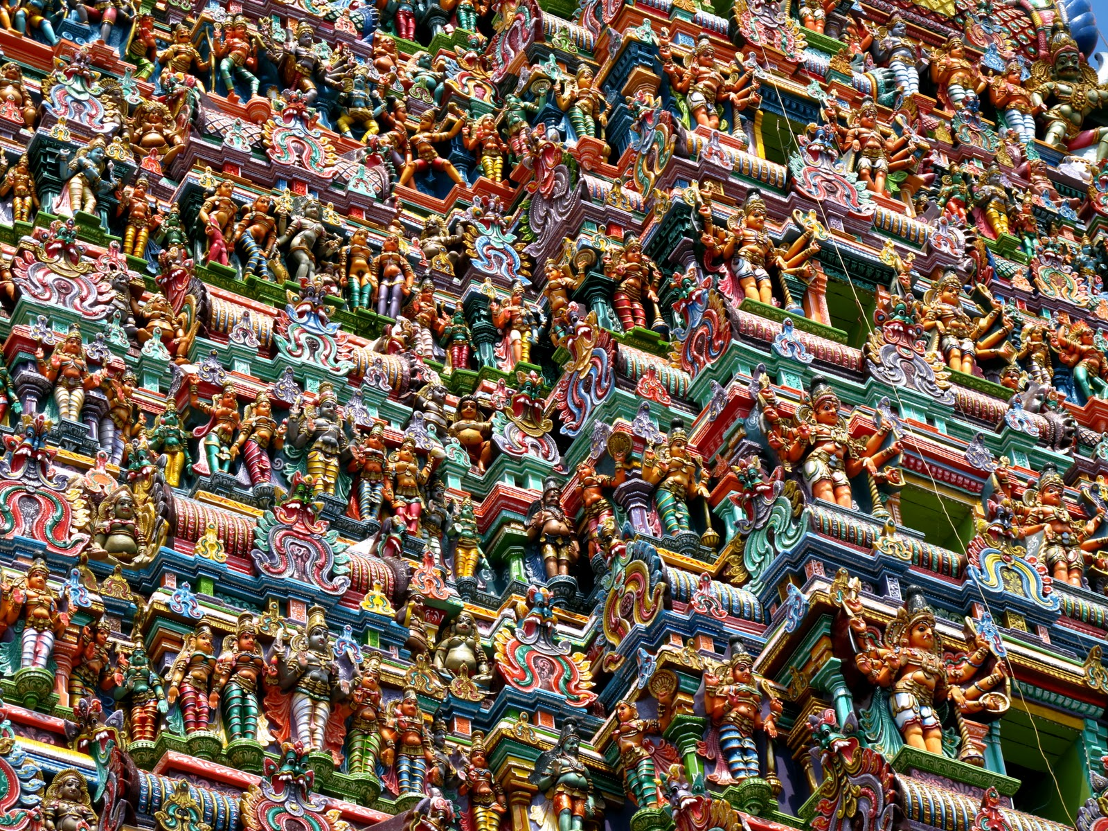 Ruling Deity Of Madurai The Great Meenakshi Amman